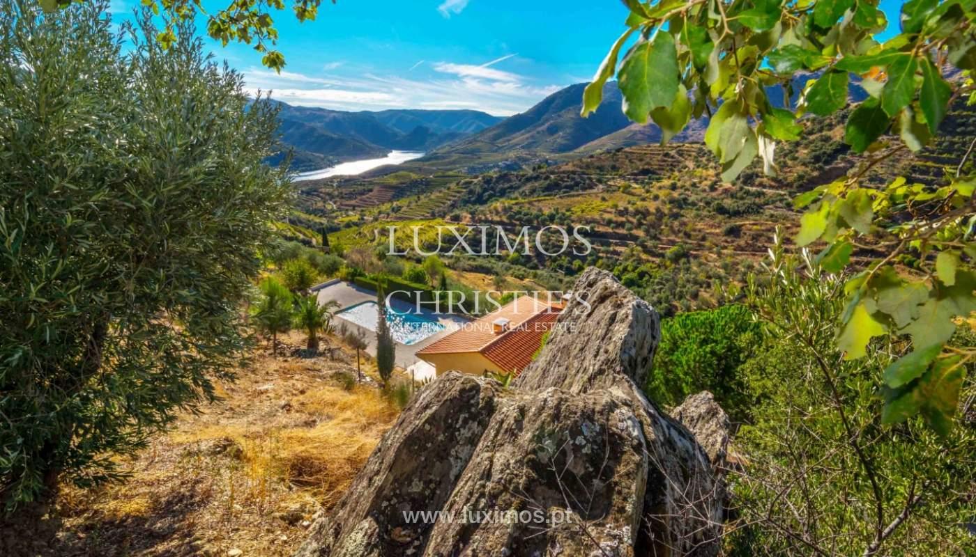 Quinta com magníficas vistas p/ o rio Douro, Alto Douro, Seixo Ansiães_47694