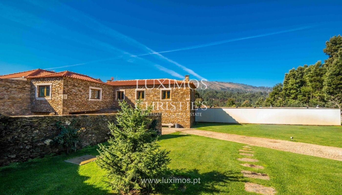 Modern villa with garden and pool, Caminha, Viana do Castelo, Portugal_47857