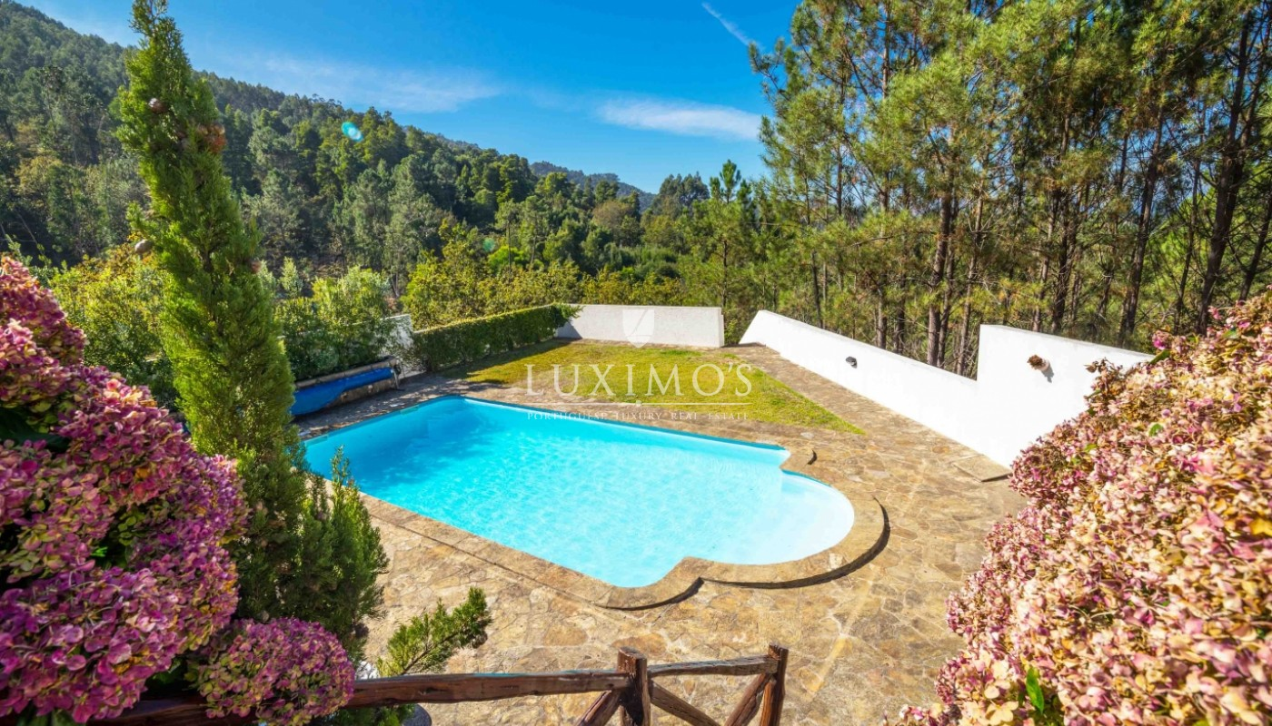 Villa with pool and garden, Viana do Castelo, Portugal_47888