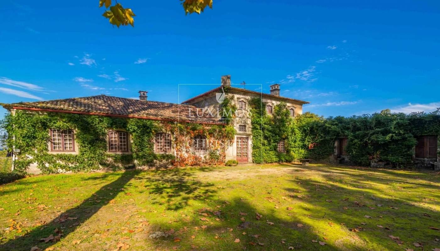 Quinta rústica com jardim, roseiral e tanque, Santa Maria da Feira_49696