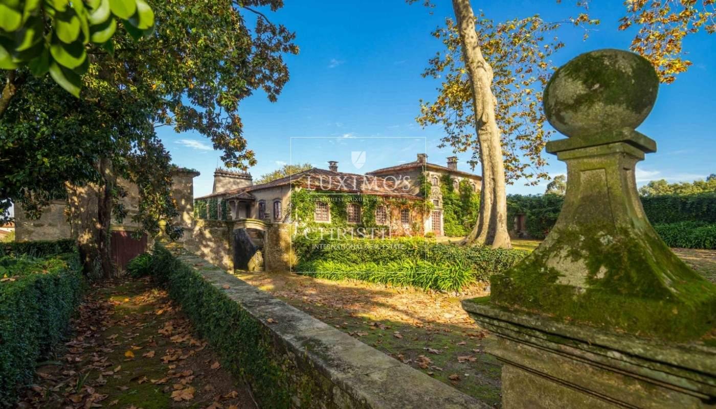 Quinta rústica com jardim, roseiral e tanque, Santa Maria da Feira_49698