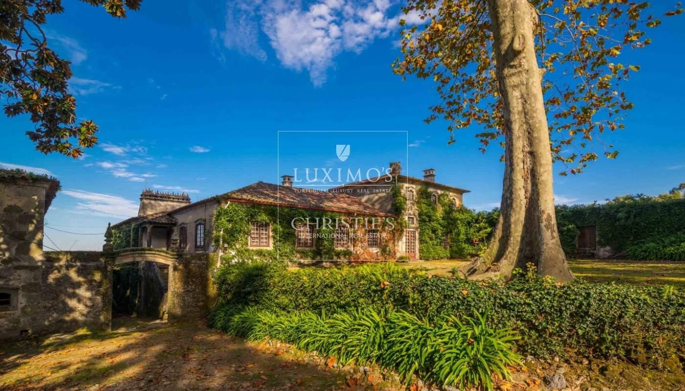 Quinta rústica com jardim, roseiral e tanque, Santa Maria da Feira_49701