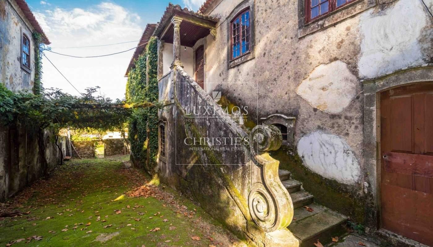 Quinta rústica com jardim, roseiral e tanque, Santa Maria da Feira_49702