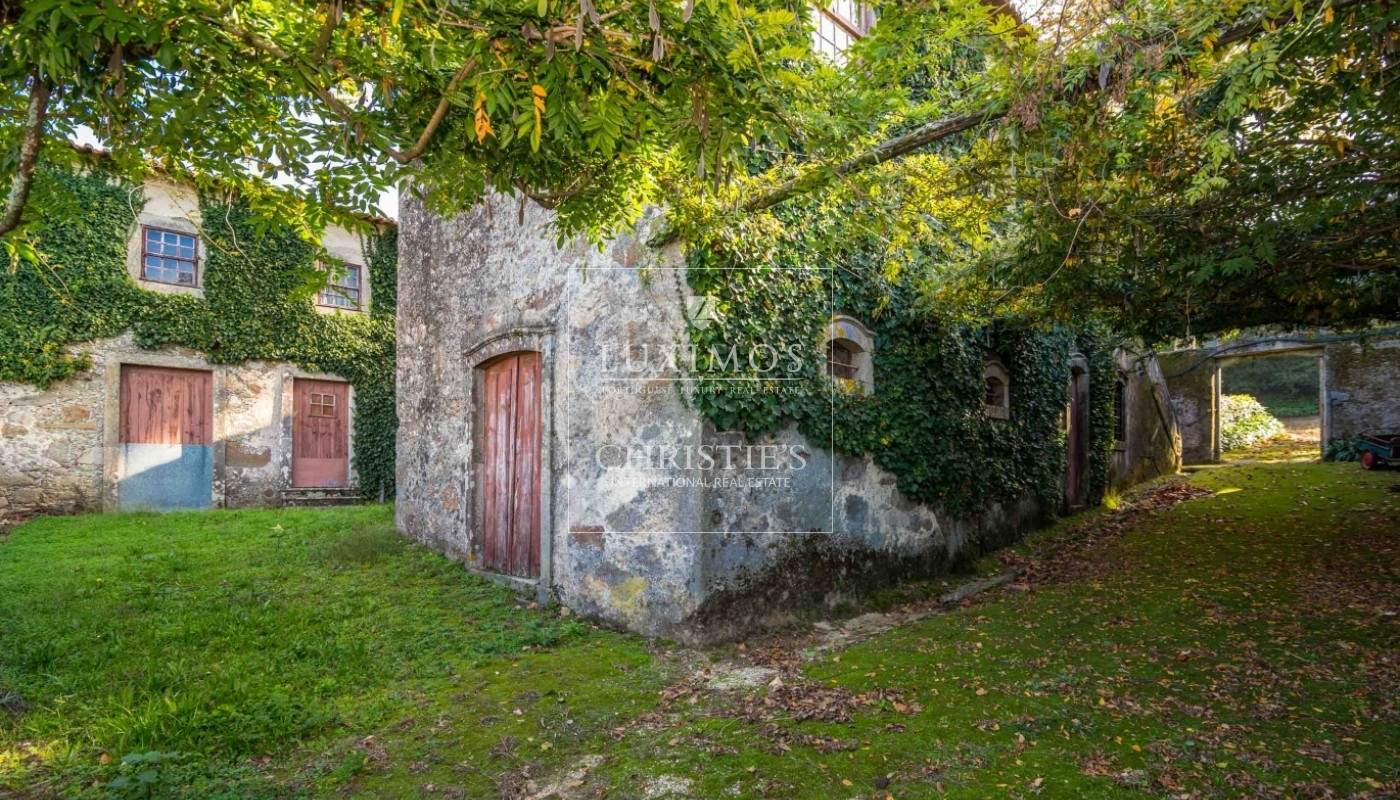 Quinta rústica com jardim, roseiral e tanque, Santa Maria da Feira_49703