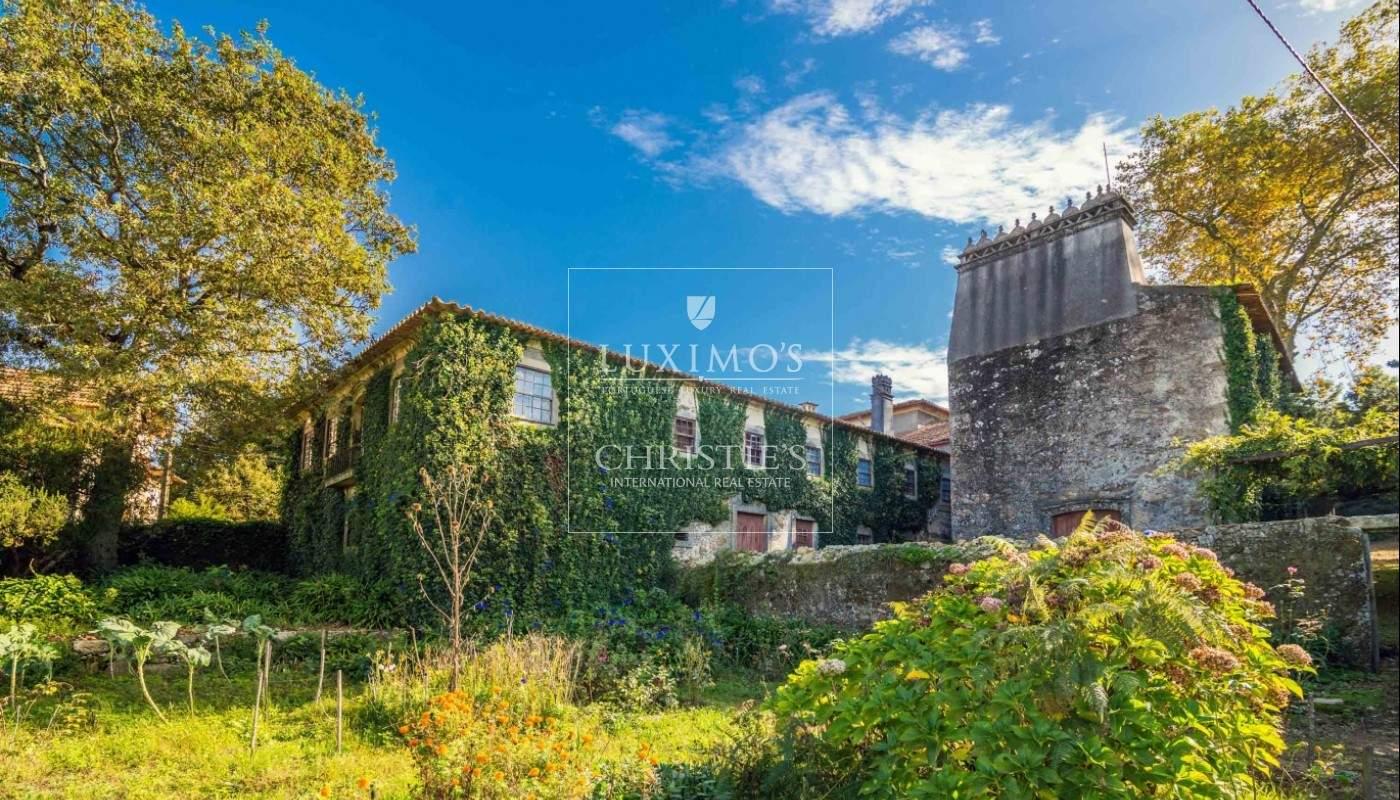 Quinta rústica com jardim, roseiral e tanque, Santa Maria da Feira_49704