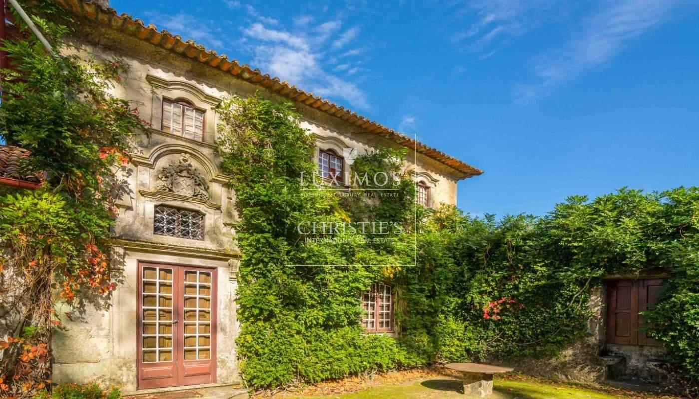 Quinta rústica com jardim, roseiral e tanque, Santa Maria da Feira_49707