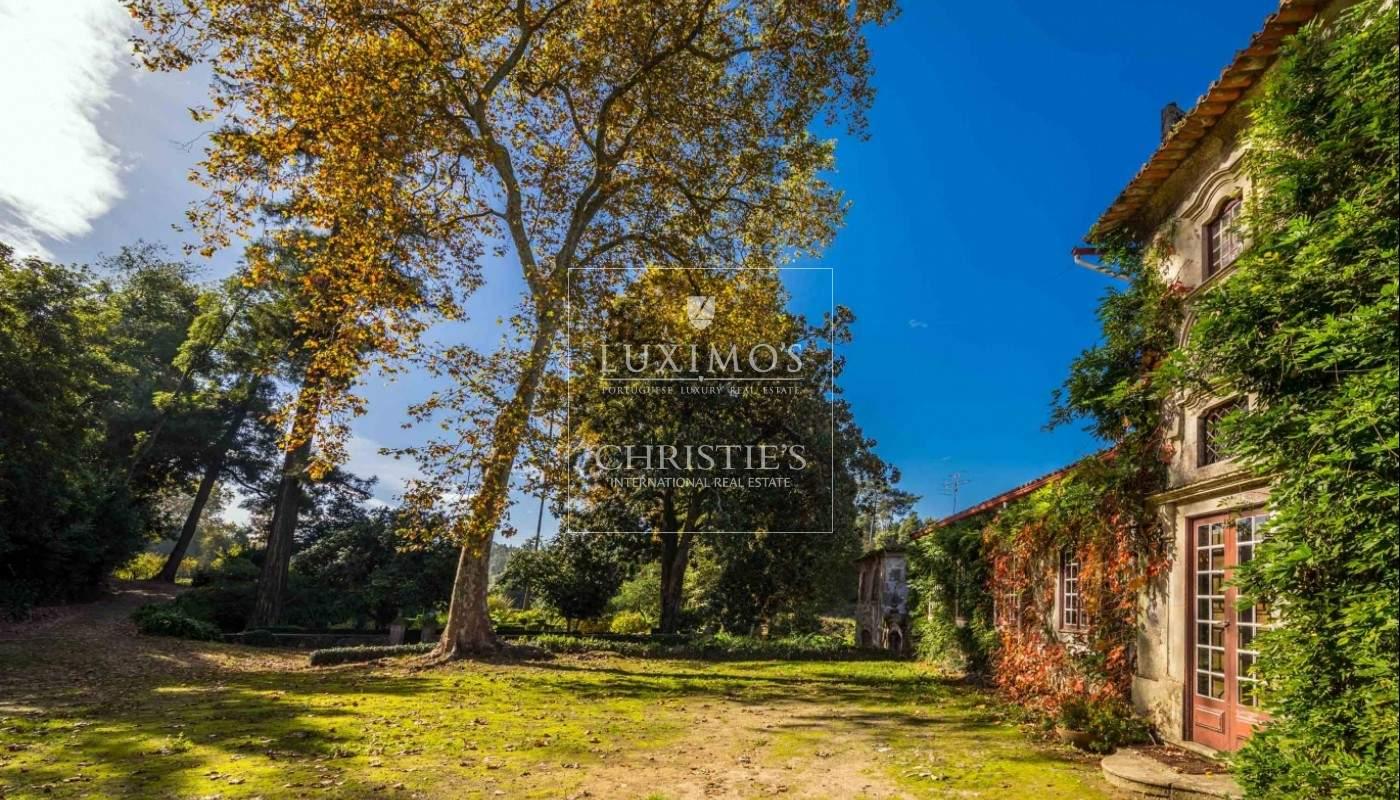 Quinta rústica com jardim, roseiral e tanque, Santa Maria da Feira_49709