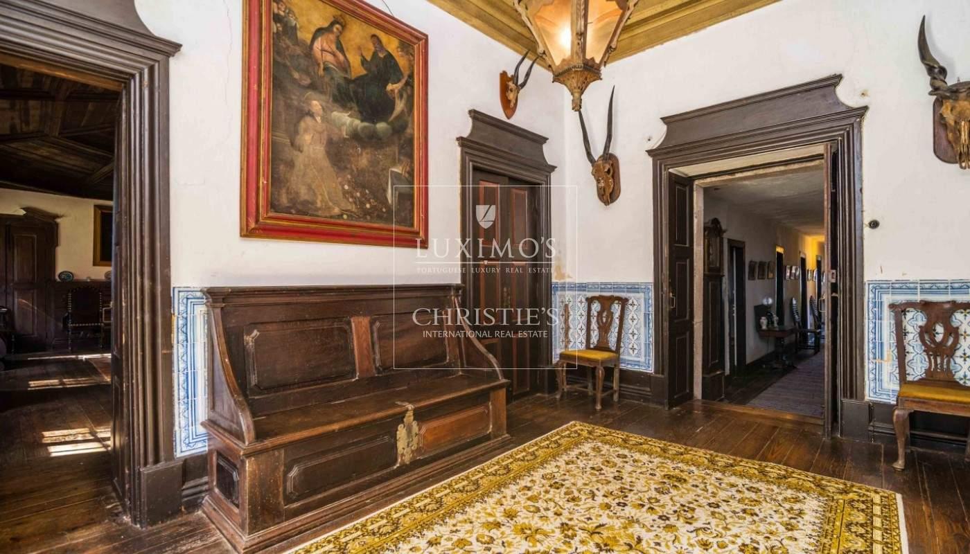Quinta rústica com jardim, roseiral e tanque, Santa Maria da Feira_49710