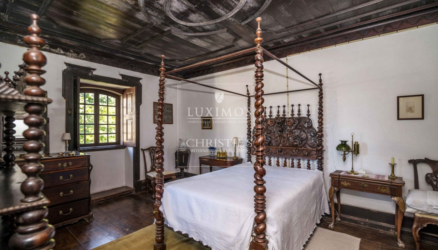 Quinta rústica com jardim, roseiral e tanque, Santa Maria da Feira_49722