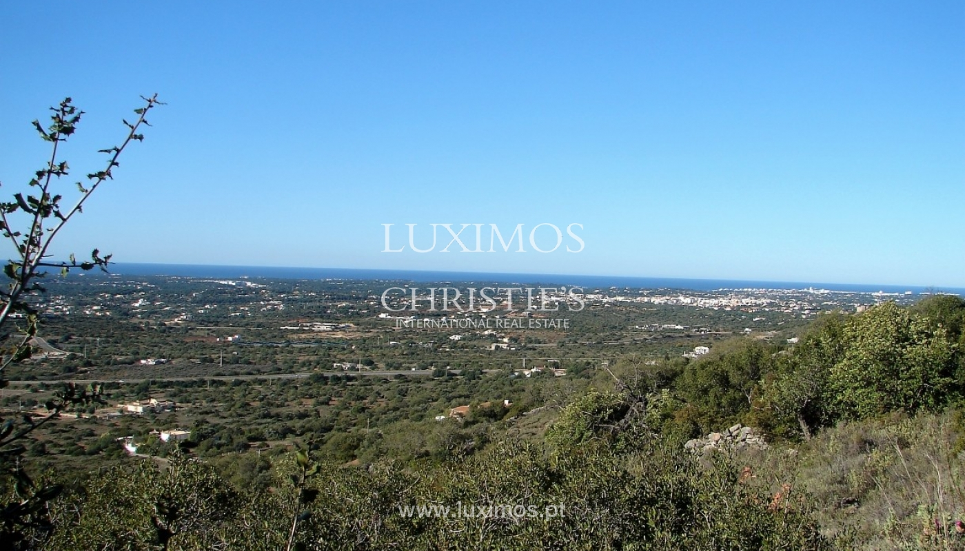 Plot land for sale with sea views, Pé do Cerro, Algarve, Portugal_51056