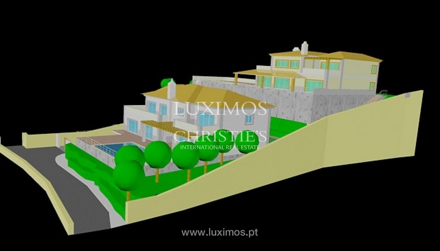 Verkauf villa mit pool und Garten, Meerblick, Algarve, Portugal_51058