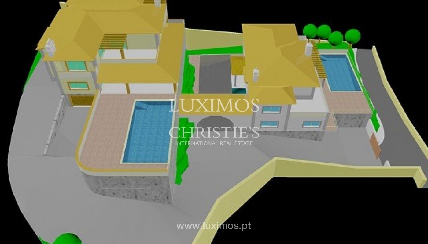 Verkauf villa mit pool und Garten, Meerblick, Algarve, Portugal_51059