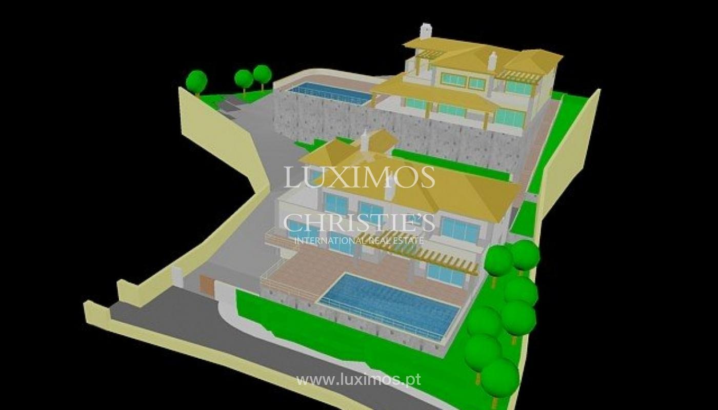 Verkauf villa mit pool und Garten, Meerblick, Algarve, Portugal_51060