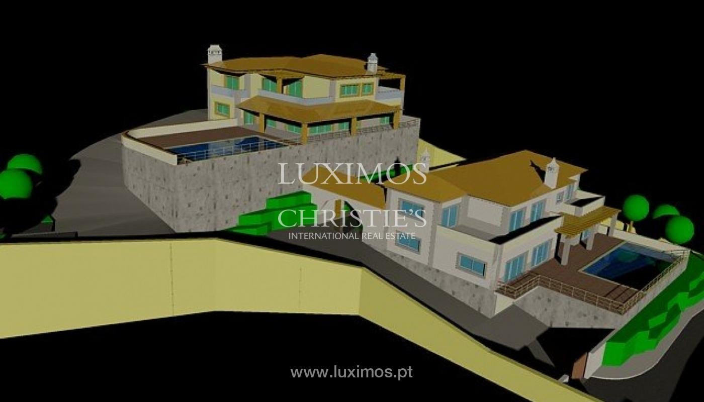 Verkauf villa mit pool und Garten, Meerblick, Algarve, Portugal_51062