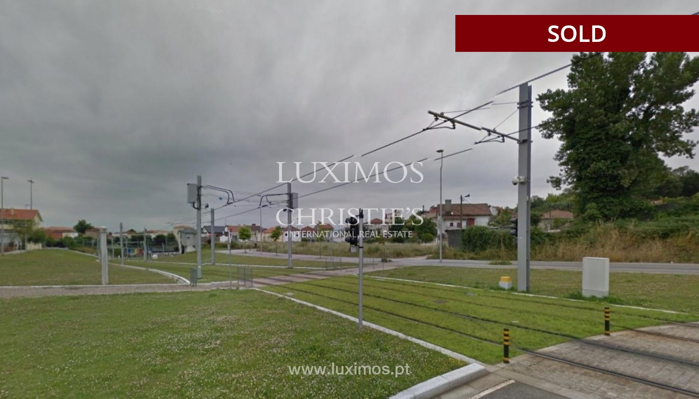 Plot of land for sale w/ constructive capacity, Campanhã, Porto, Portugal_51476