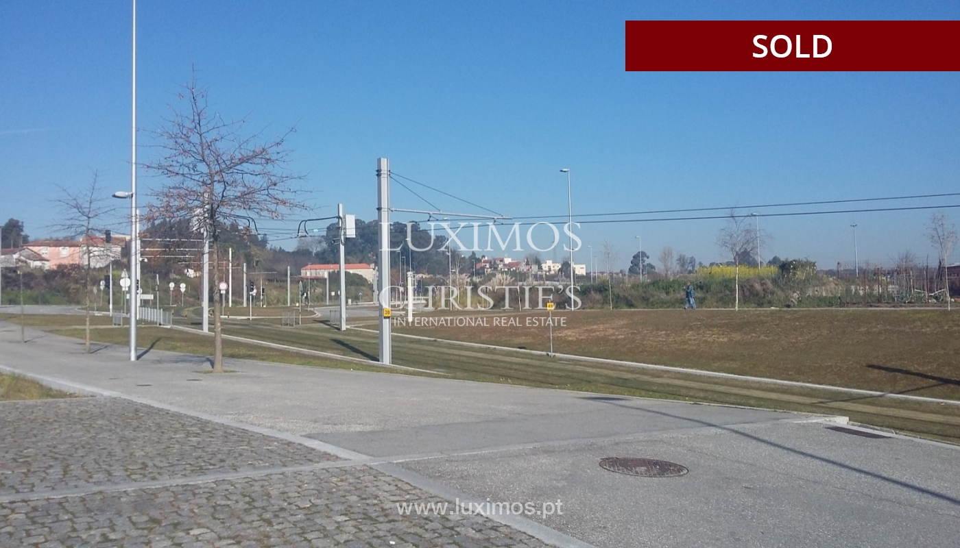 Plot of land for sale w/ constructive capacity, Campanhã, Porto, Portugal_51489