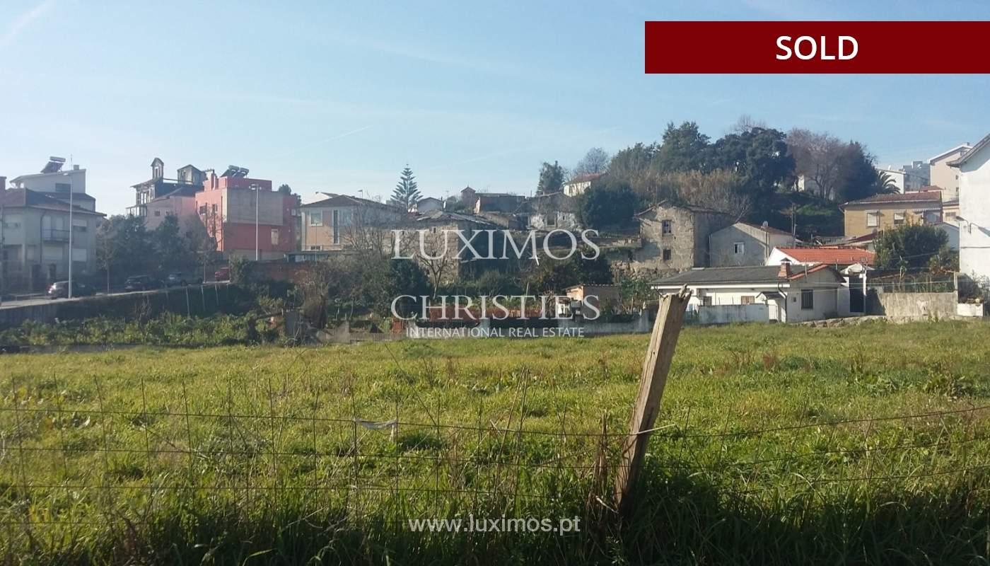 Plot of land for sale w/ constructive capacity, Campanhã, Porto, Portugal_51491