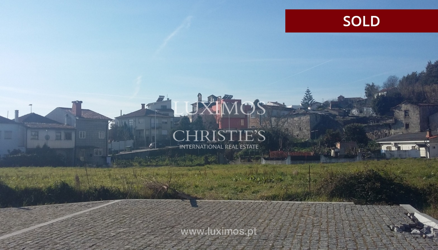 Plot of land for sale w/ constructive capacity, Campanhã, Porto, Portugal_51492