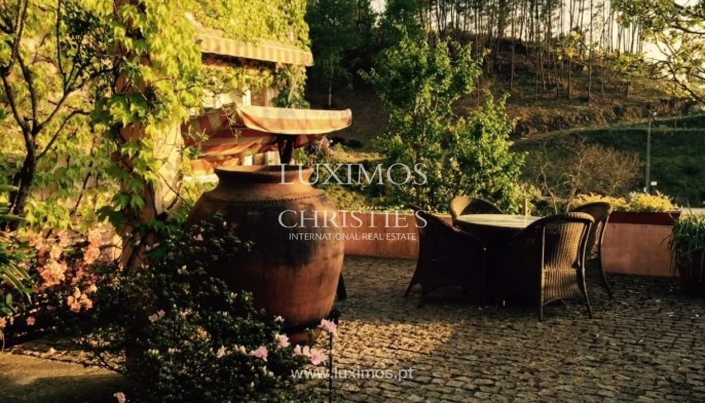Chalet con jardín y vistas a la serra do Marão, Amarante, Porto, Portugal_51938