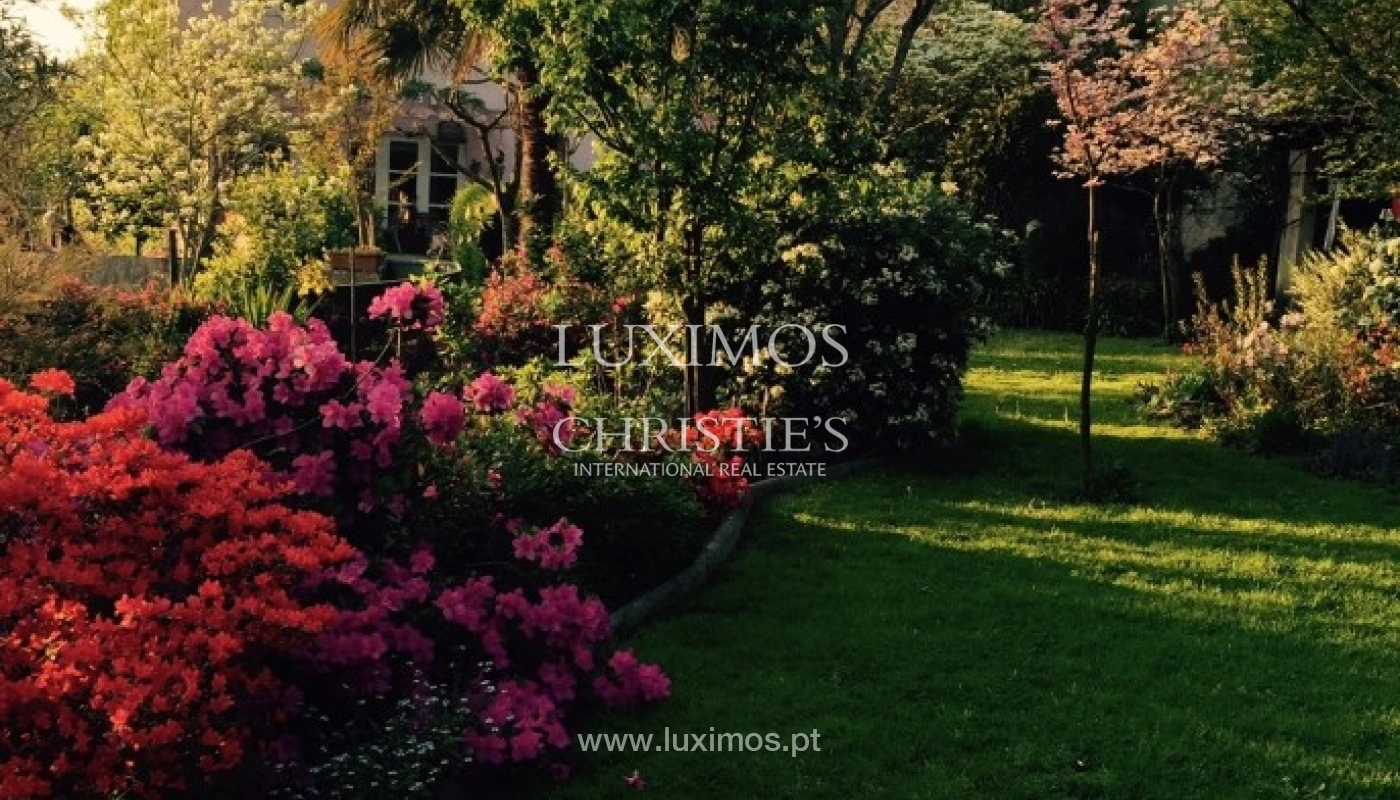 Villa mit Garten und Blick auf die serra do Marão, Amarante, Porto, Portugal_51943