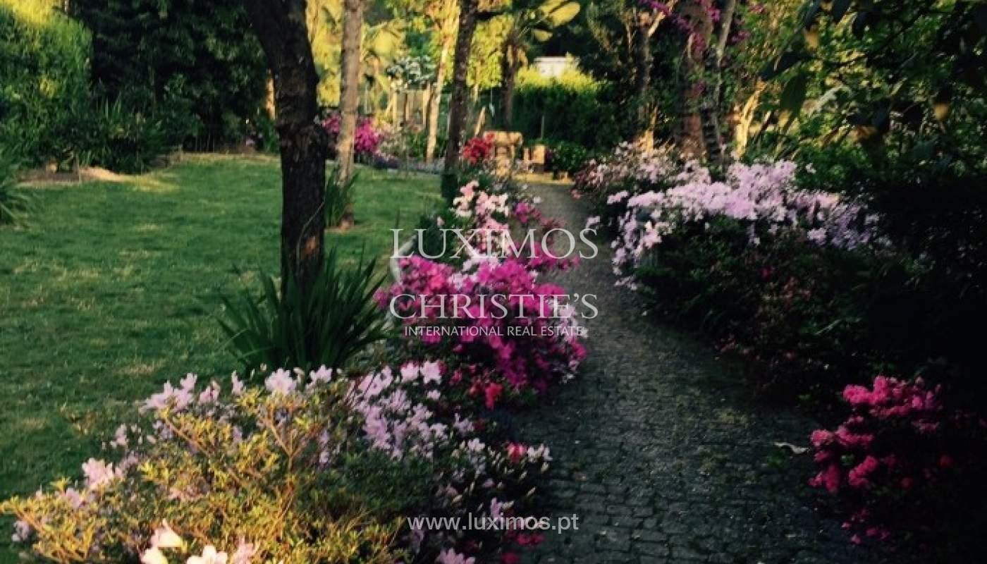 Chalet con jardín y vistas a la serra do Marão, Amarante, Porto, Portugal_51945