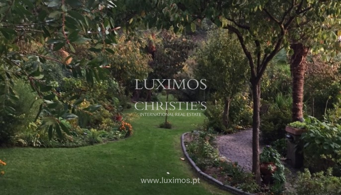 Villa mit Garten und Blick auf die serra do Marão, Amarante, Porto, Portugal_51951