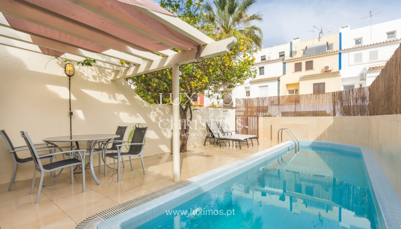 Villa à vendre avec piscine, Marina de Vilamoura, Algarve, Portugal_53866