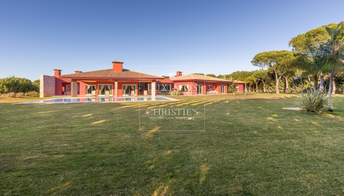 Villa for sale, with pool, close to golf, Vilamoura, Algarve, Portugal_53882