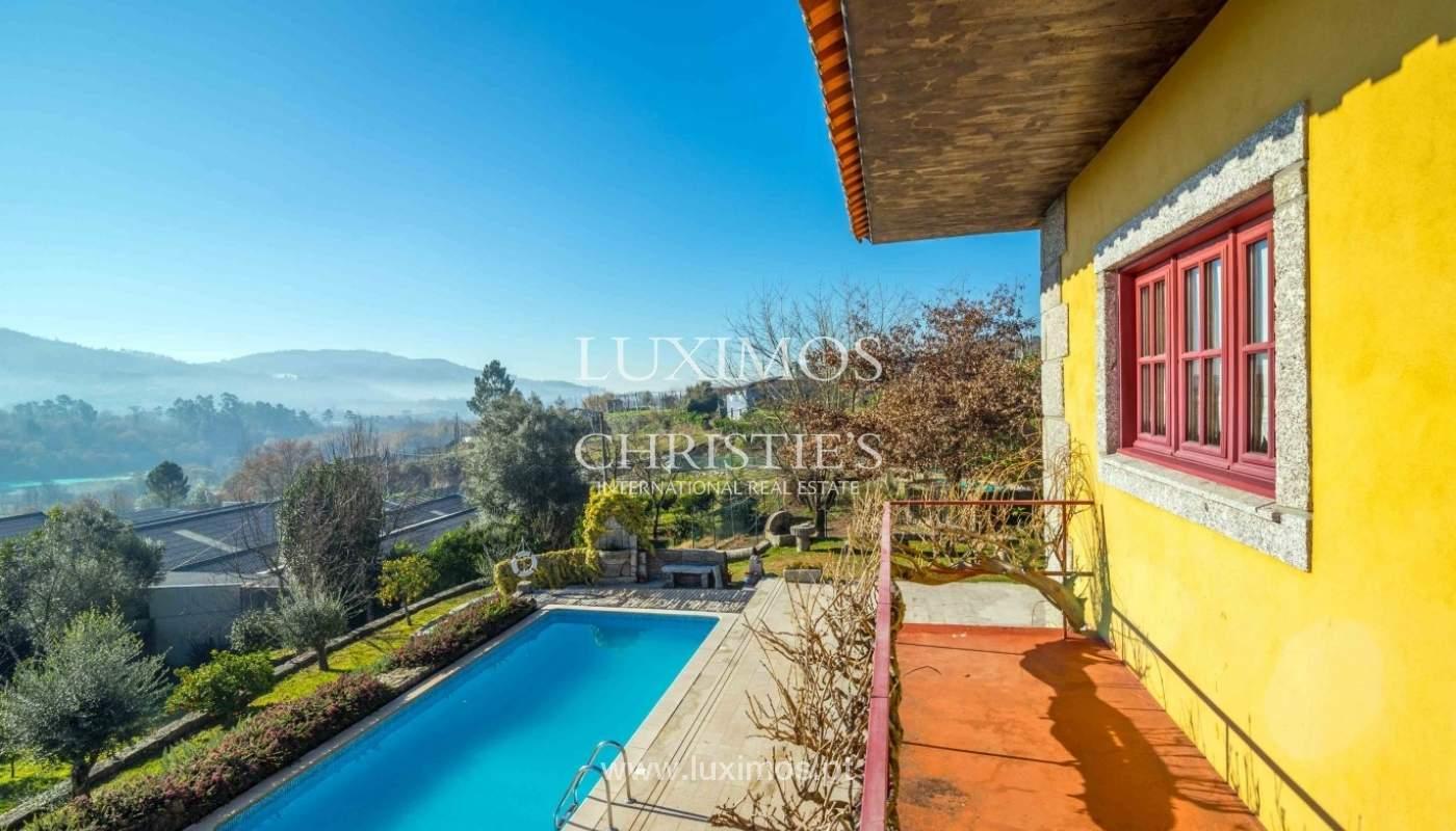 Vivienda con vistas al río y sierra, cerca de Geres, Taíde, Braga, Portugal_54104