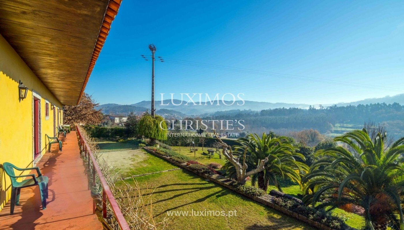 Moradia com vistas rio e serra, próxima do Gerês, Taíde, Braga_54106