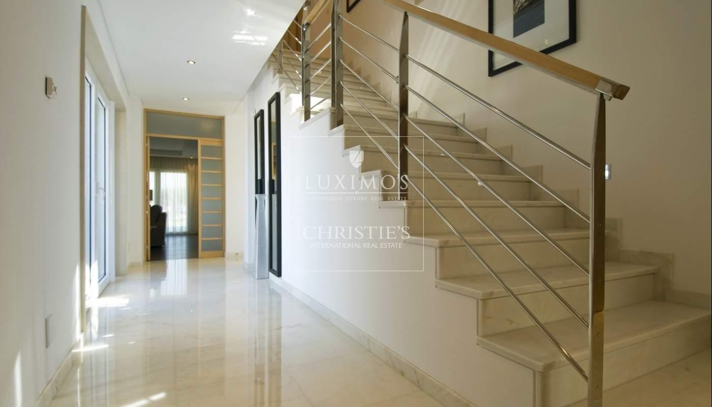 Verkauf neue villa mit pool, golf Vilamoura, Algarve, Portugal_54153