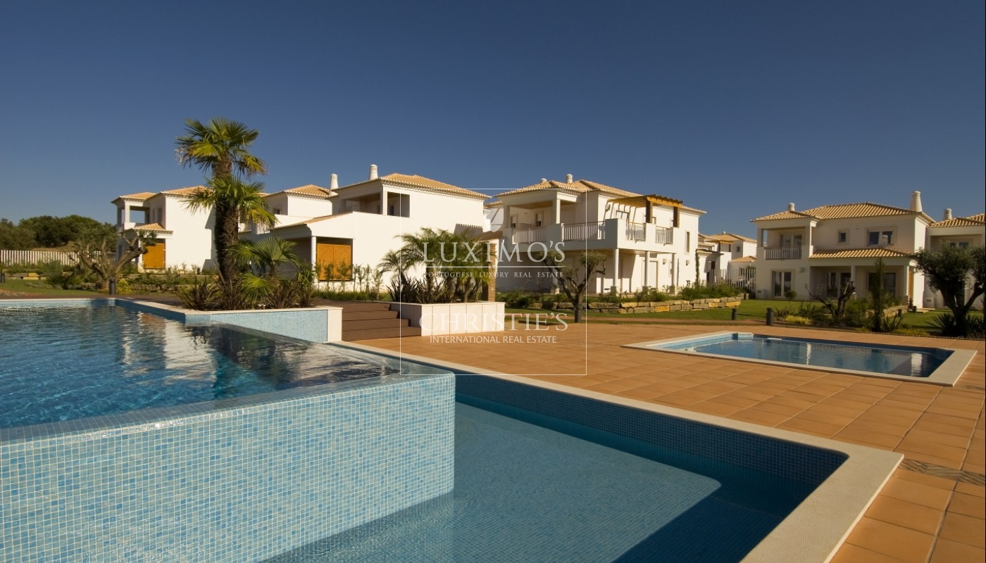 New property for sale with pool, by Vilamoura golf, Algarve, Portugal_54261