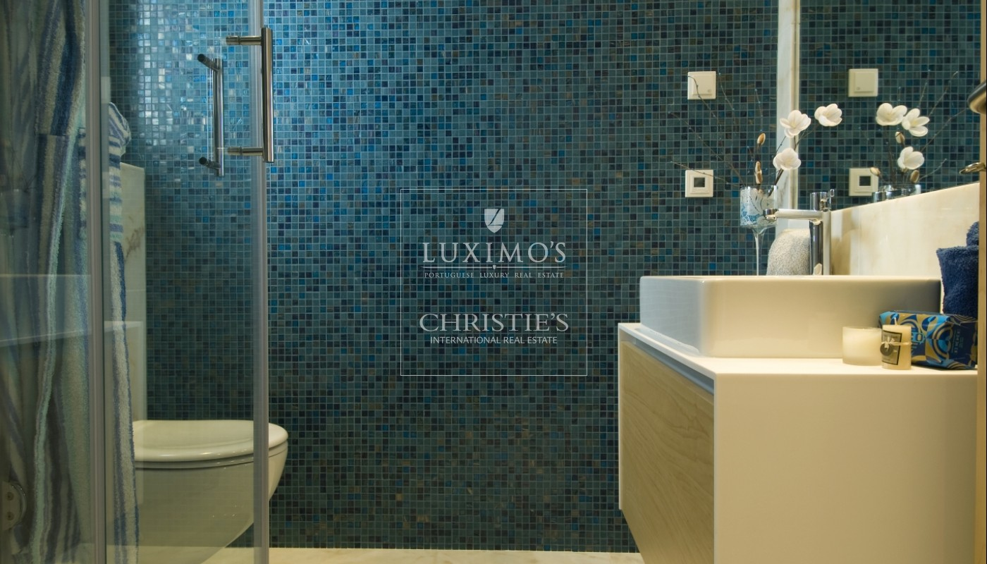 Verkauf neue villa mit pool, golf Vilamoura, Algarve, Portugal_54280