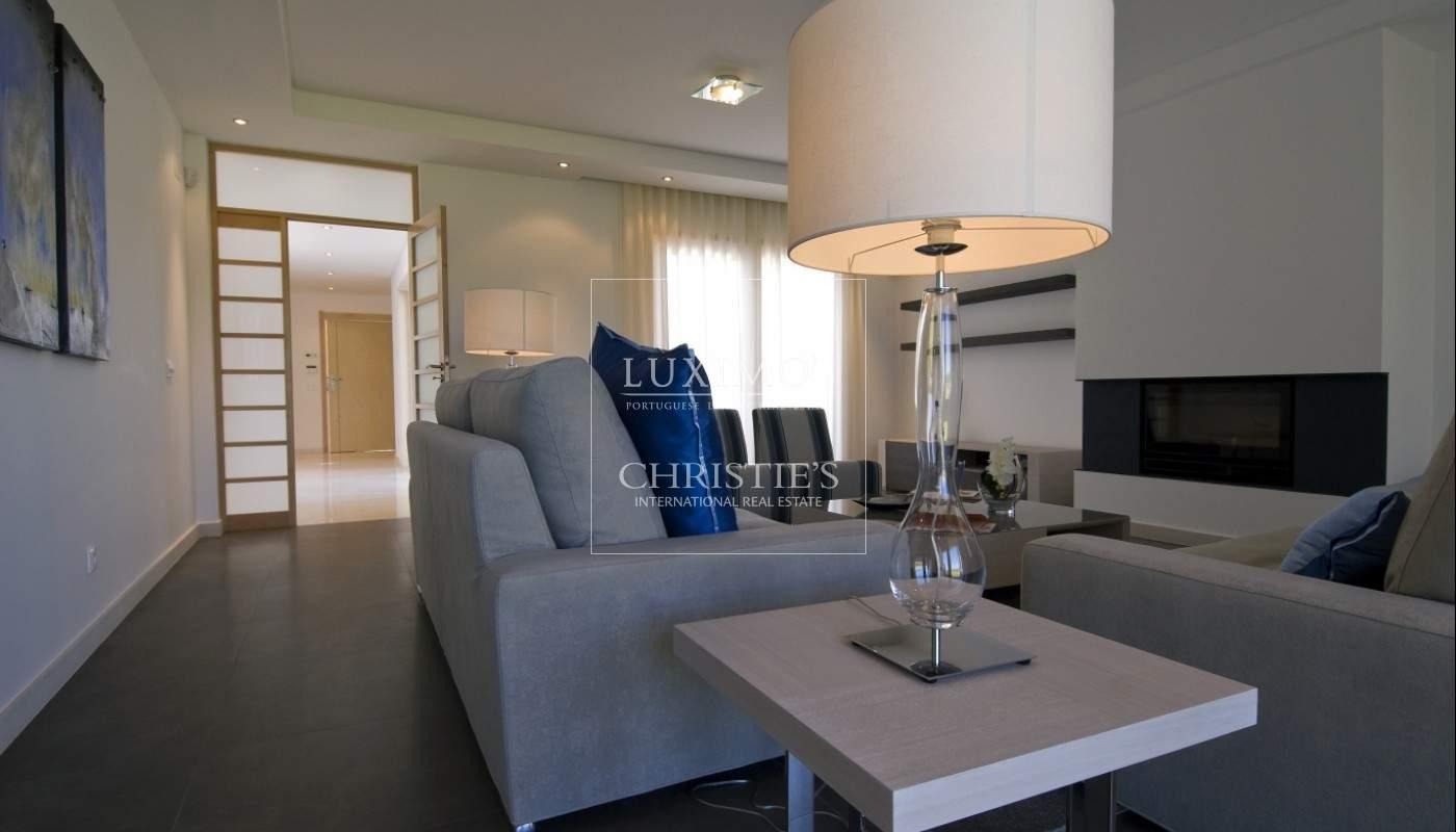 Verkauf neue villa mit pool, golf Vilamoura, Algarve, Portugal_54281