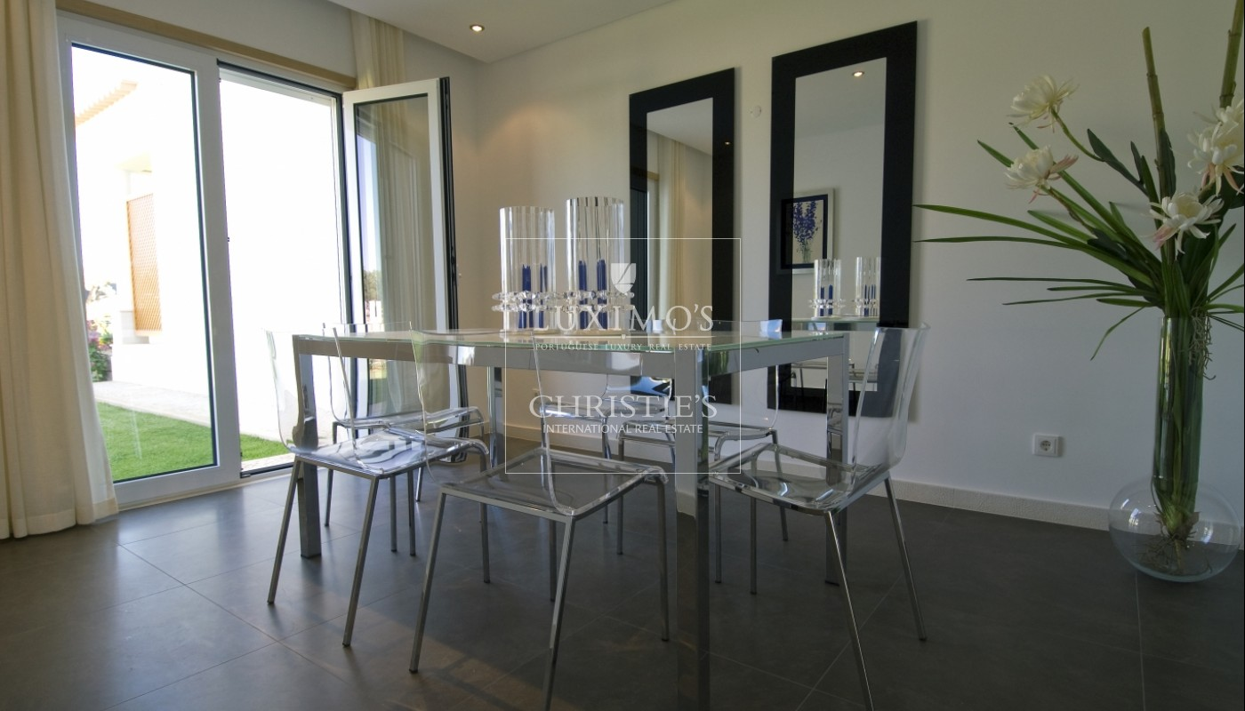 Verkauf neue villa mit pool, golf Vilamoura, Algarve, Portugal_54282