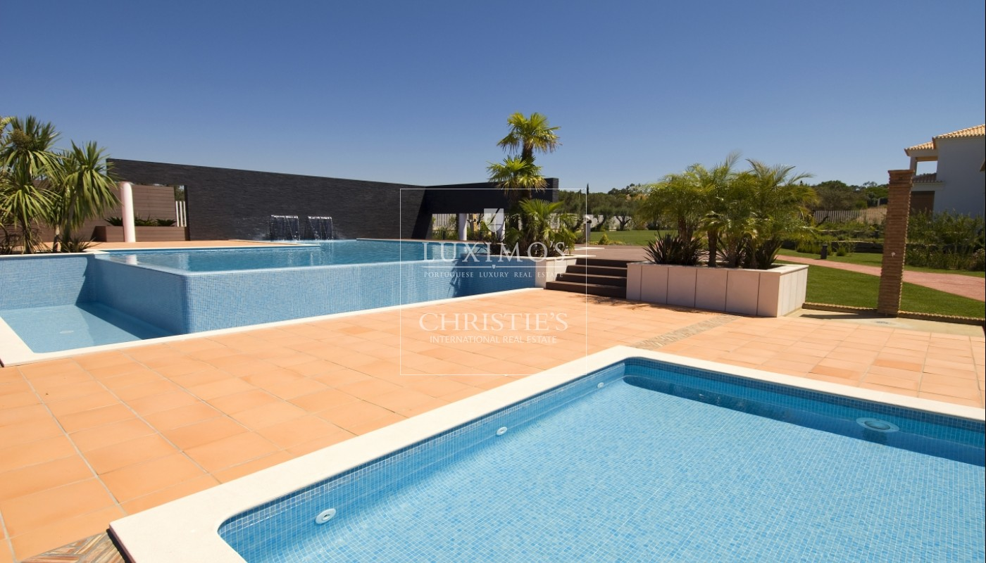 Verkauf neue villa mit pool, golf Vilamoura, Algarve, Portugal_54284