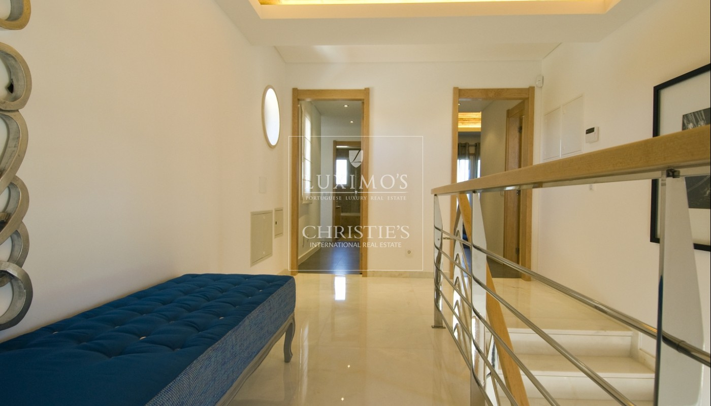 Verkauf neue villa mit pool, golf Vilamoura, Algarve, Portugal_54286