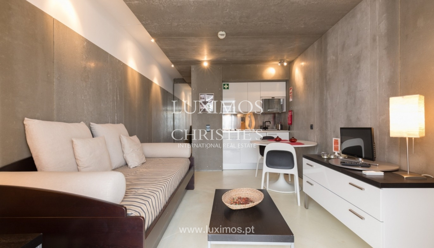 Studio for sale with pool, near the beach, Oura, Algarve, Portugal_54547