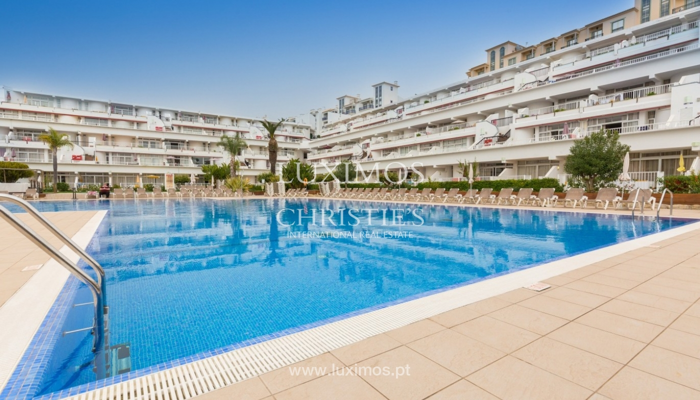 Studio for sale with pool, near the beach, Oura, Algarve, Portugal_54549