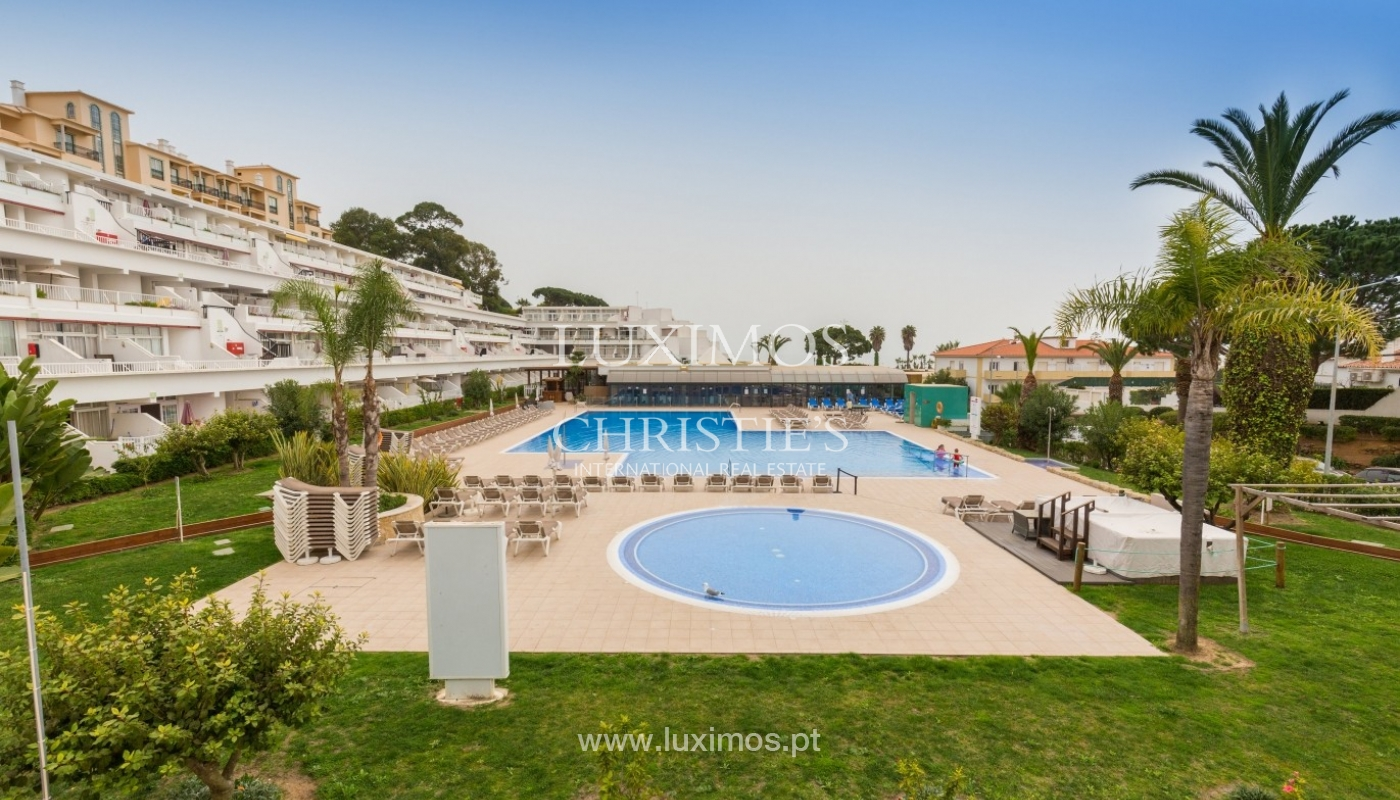 Studio for sale with pool, near the beach, Oura, Algarve, Portugal_54556