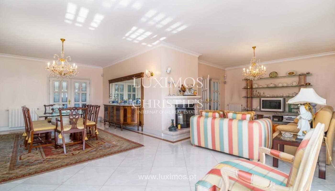 Maison de luxe à vendre avec piscine et jardin, Porto, Portugal_55009