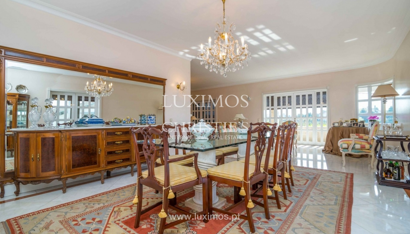 Luxury villa for sale with swimming pool and garden, Porto, Portugal_55011