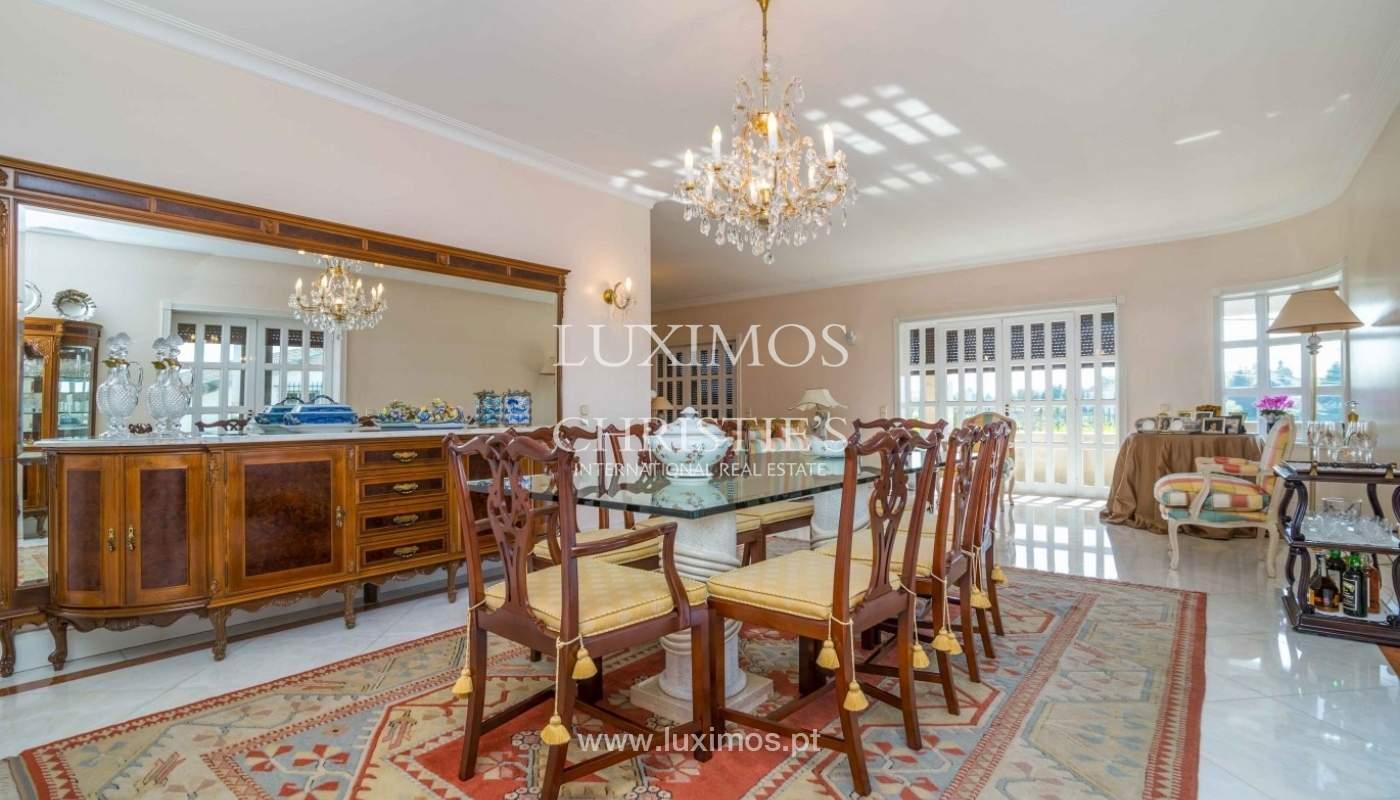 Maison de luxe à vendre avec piscine et jardin, Porto, Portugal_55011