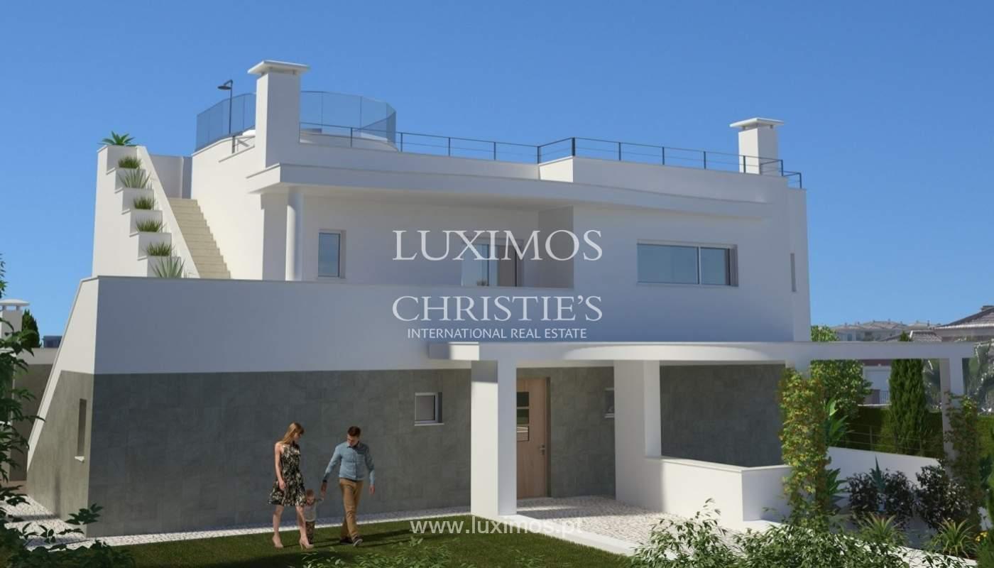 Neue Villa zu verkaufen, und Meerblick, Lagos, Algarve, Portugal_55423