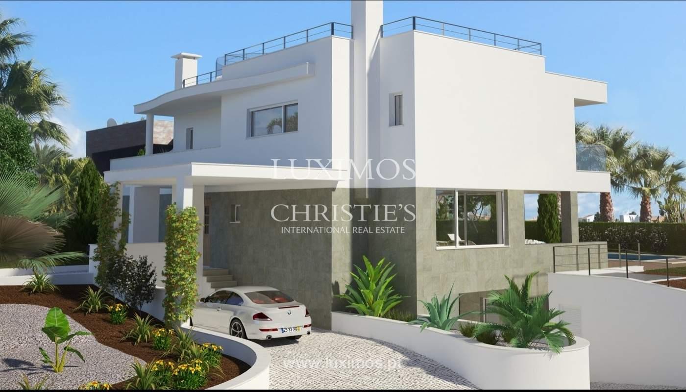 Villa à vendre avec piscine et vue sur la mer, Lagos, Algarve,Portugal_55424