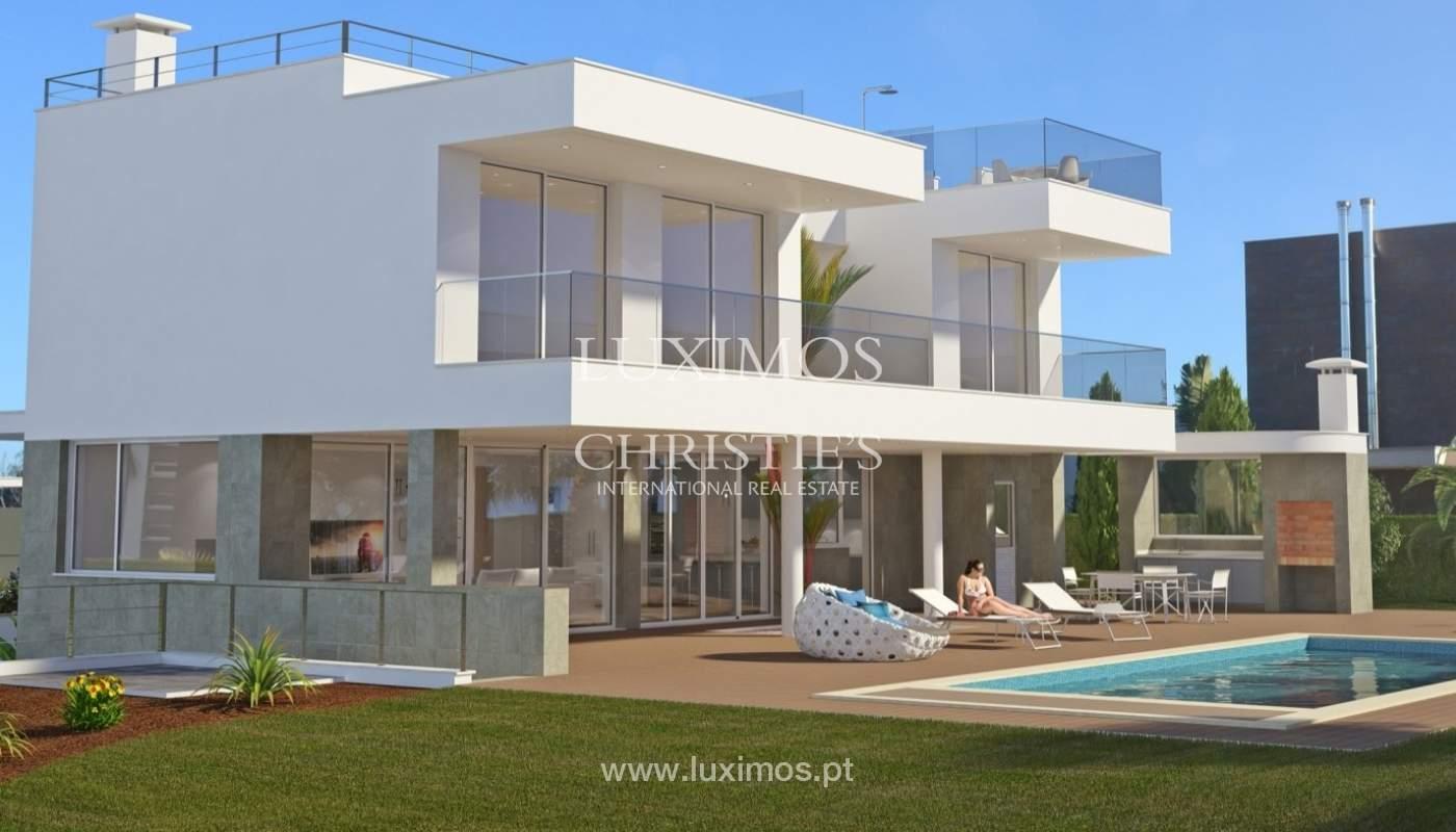 Neue Villa zu verkaufen, und Meerblick, Lagos, Algarve, Portugal_55425