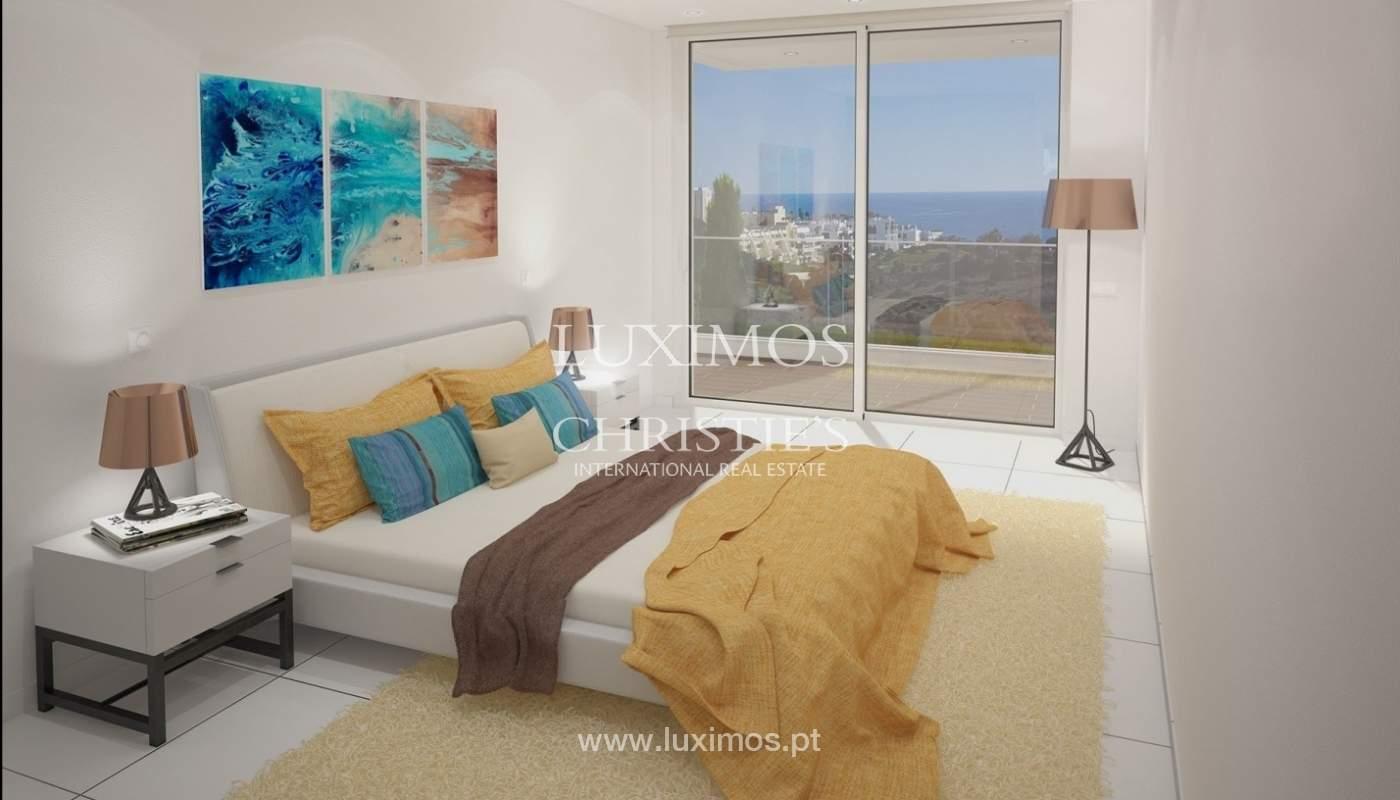 Neue Villa zu verkaufen, und Meerblick, Lagos, Algarve, Portugal_55427