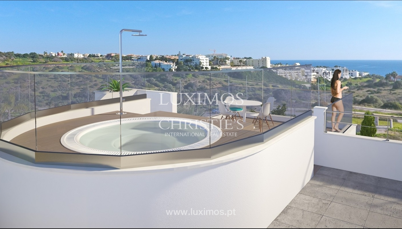 Neue Villa zu verkaufen, und Meerblick, Lagos, Algarve, Portugal_55428