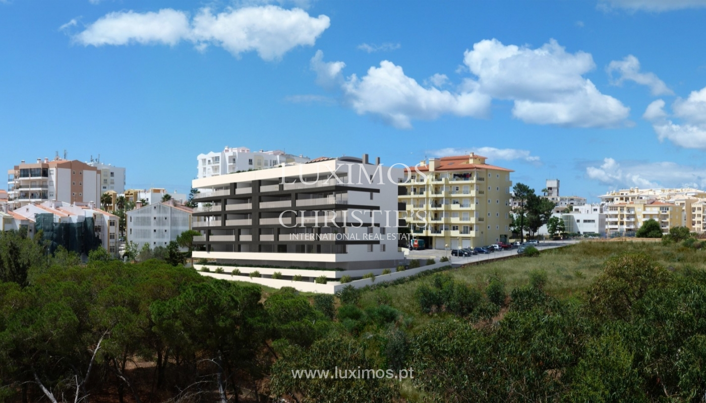 New apartment for sale, pool and sea views, Lagos, Algarve, Portugal_55628