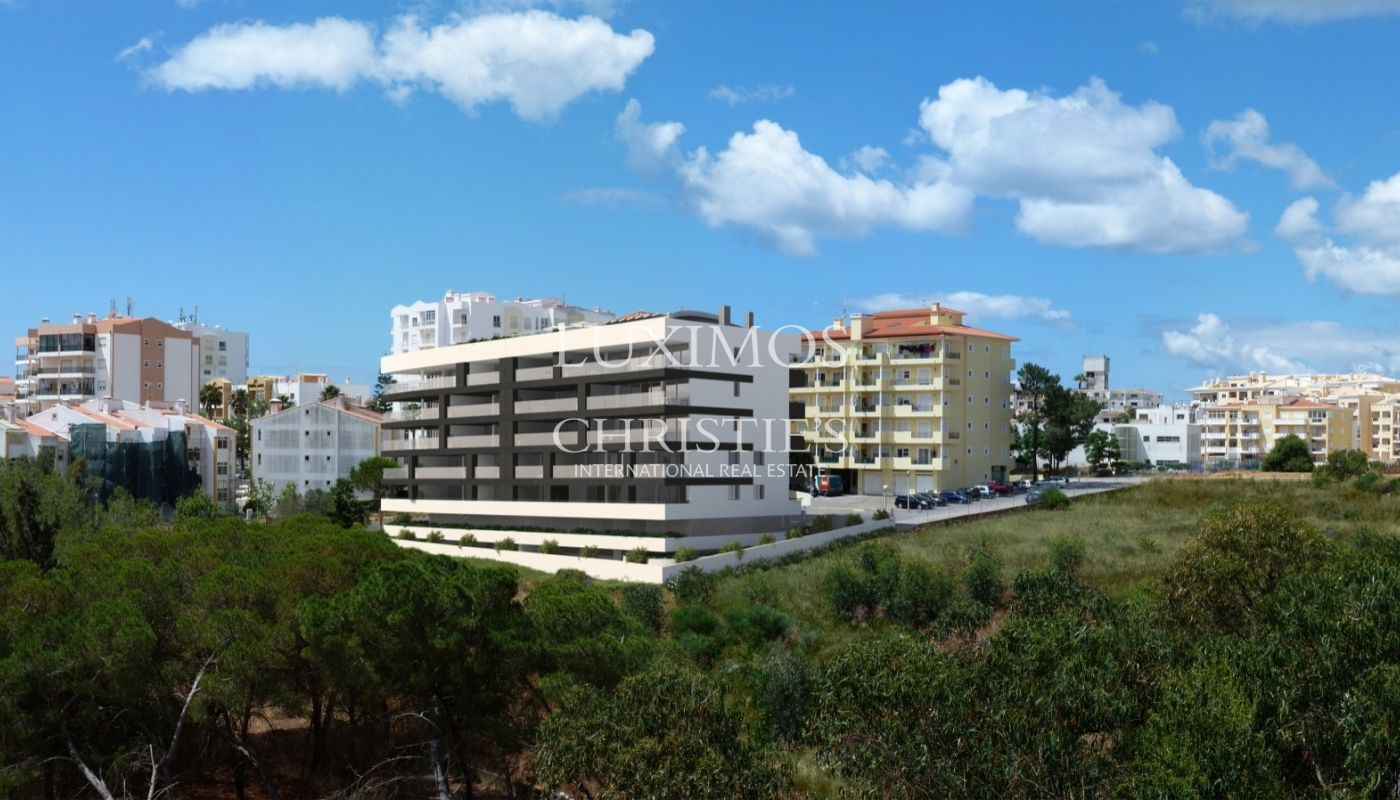 New apartment for sale, pool and sea views, Lagos, Algarve, Portugal_55658